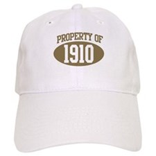 Property of 1910 Baseball Cap