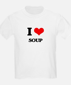 I love Soup T-Shirt
