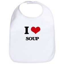 I love Soup Bib