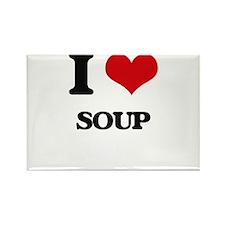 I love Soup Magnets