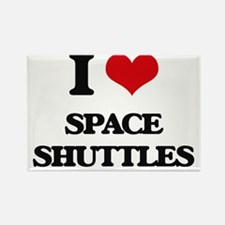 I love Space Shuttles Magnets