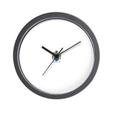 Haas Family Crest Wall Clock