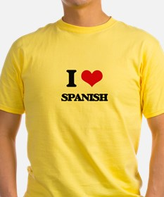 I love Spanish T-Shirt