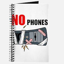 No Phones Journal