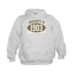 Property of 1903 Hoodie