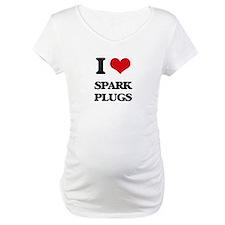 I love Spark Plugs Shirt