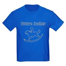 Future Jockey (black) T