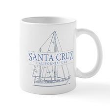 Santa Cruz CA - Mug