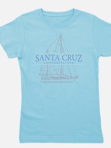 Santa Cruz CA - Girl's Tee