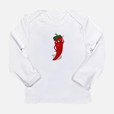 Chili Diva Long Sleeve T-Shirt