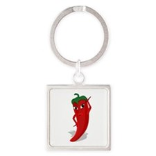 Pepper Diva Keychains