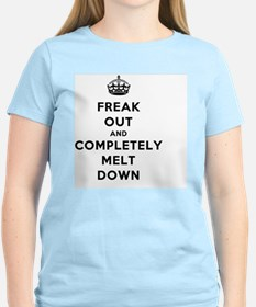 Freak Out and Completely Mel T-Shirt