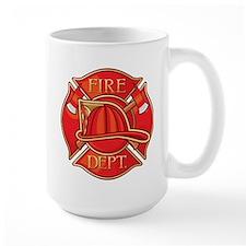 Firefighter Fire Department Mug