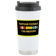Unique Military ribbons Travel Mug