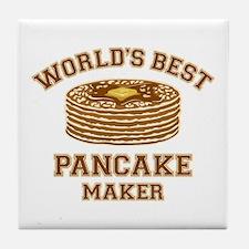 Best Pancake Maker Tile Coaster