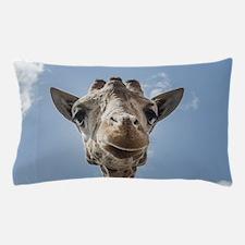 Cool Giraffe Pillow Case
