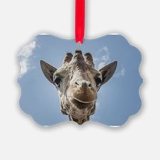 Cool Giraffe Ornament