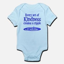 KINDNESS RIPPLE Infant Bodysuit