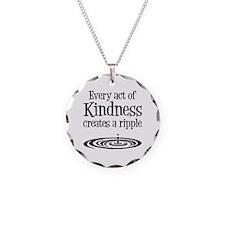 KINDNESS RIPPLE Necklace