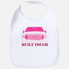 Pink Built Tough Bib