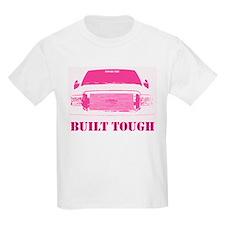 Pink Built Tough T-Shirt