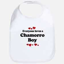 Everyone loves a Chamorro Bib