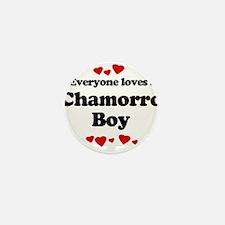 Everyone loves a Chamorro Mini Button