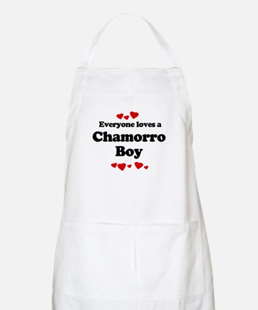 Everyone loves a Chamorro BBQ Apron