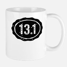13.1 Half Marathon Mugs