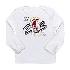 Mr. Shoelock (carmine 6s) Long Sleeve T-Shirt