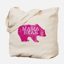 MaMa Bear Tote Bag