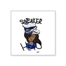 Ms.SneakerHead Sticker