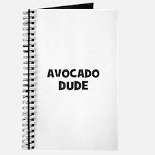 avocado dude Journal