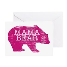 MaMa Bear Greeting Cards
