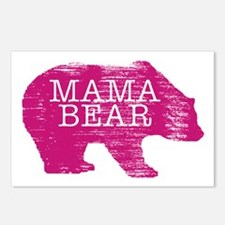 MaMa Bear Postcards (Package of 8)