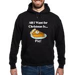 Christmas Pie Hoodie (dark)