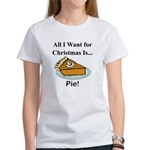Christmas Pie Women's T-Shirt