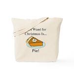 Christmas Pie Tote Bag