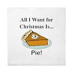 Christmas Pie Queen Duvet