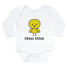 Cute Lingotshirts.com Long Sleeve Infant Bodysuit