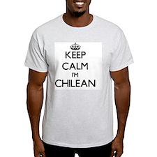 Keep Calm I'm Chilean T-Shirt
