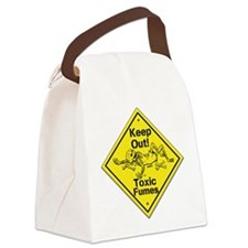Toxic Fumes Canvas Lunch Bag