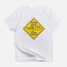 Toxic Fumes Infant T-Shirt