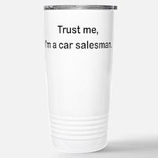 Funny Trust me lawyer Travel Mug