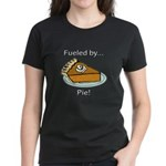 Fueled by Pie Women's Dark T-Shirt