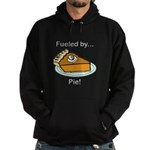 Fueled by Pie Hoodie (dark)
