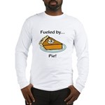 Fueled by Pie Long Sleeve T-Shirt