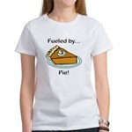 Fueled by Pie Women's T-Shirt