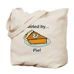 Fueled by Pie Tote Bag