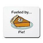 Fueled by Pie Mousepad